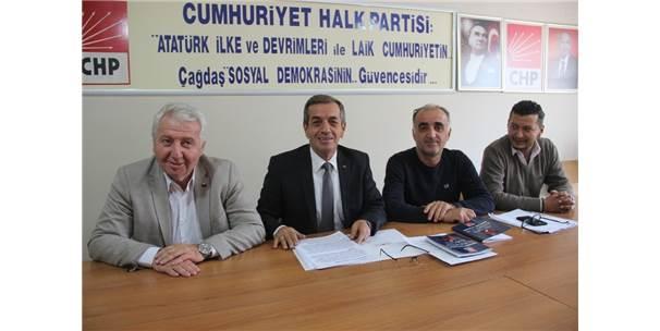 """Chp'li Önder: """"Çanakkale'de Kaybeden Chp Oldu. Benim Partim Büyük Yara Aldı"""""""
