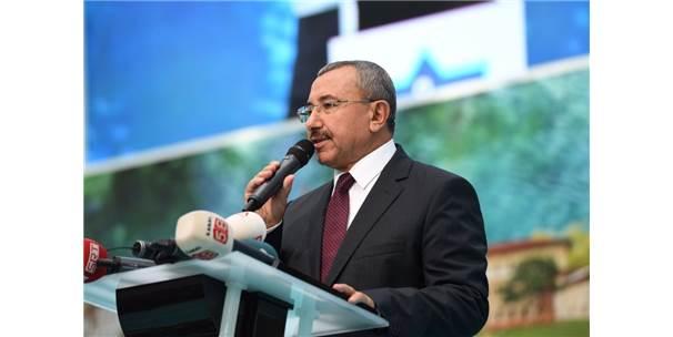 Sivas Günleri Bakan İsmet Yılmaz'ın Katılımıyla Yenikapı'da Başladı