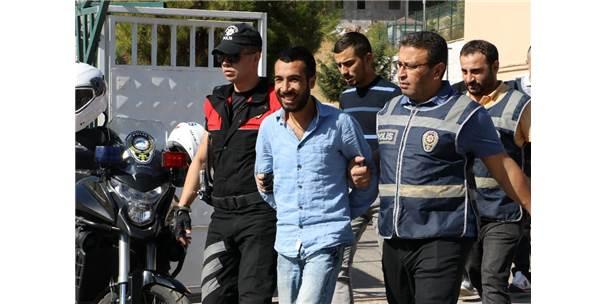 Yüzsüz Hırsızlar Tutuklandı