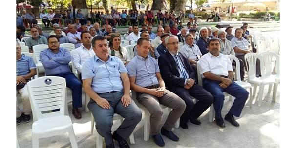 Mut'ta Camiler Ve Din Görevlileri Haftası Kutlandı