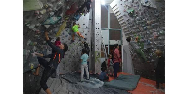 Tırmanış Sporuna İlgi Büyüyor