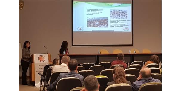 Muratpaşa 'Komşu Kart' Ulusal Çevre Kongresi'nde