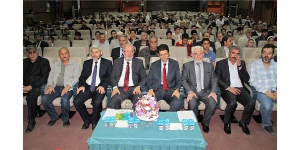 Elazığ'da, 'Cami, Şehir, Medeniyet' Konferansı