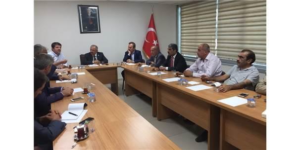 Tütün Komisyonu Ankara'ya Gidecek