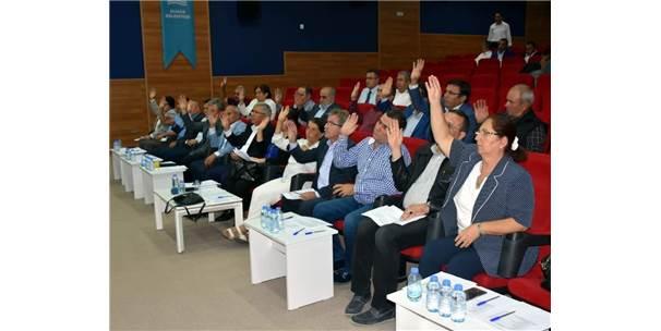 Aliağa'nın 225 Milyonluk Bütçesi Onaylandı