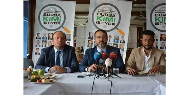 Bursa'ya Dair Her Şey Rakamlara Yansıyacak
