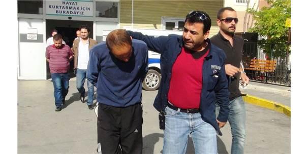 Gaziantep'te 'Mısır' Cinayetinin Zanlıları Yakalandı