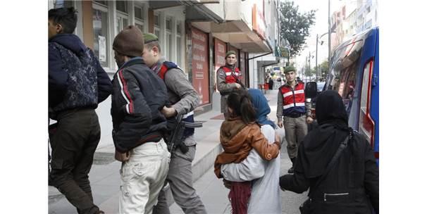 Çankırı'da 2 Günde 136 Kaçak Yakalandı