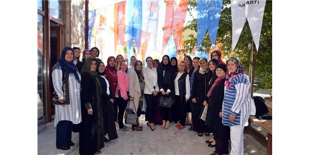 Ak Parti Günyüzü İlçe Kadın Kolları 5. Olağan Kongresi Yapıldı