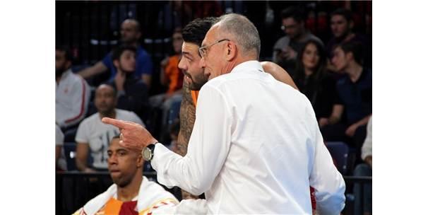Tahincioğlu Basketbol Süper Ligi: Galatasaray Odeabank: 82 - Gaziantep Basketbol: 58