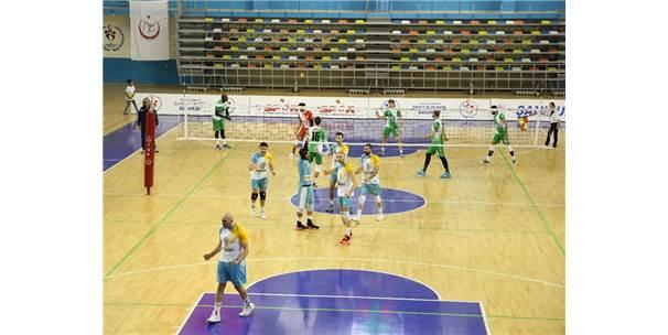 Haliliye Voleybol Takımı, Fındıklı Sporu 3-1 Mağlup Etti