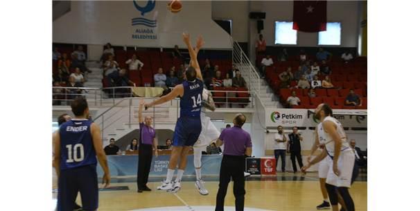 Türkiye Basketbol 1. Ligi: Petkim Spor: 77 - Türk Telekom: 83