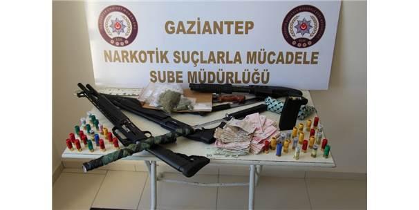 Gaziantep'te 30 Kilo Uyuşturucu Ele Geçirildi