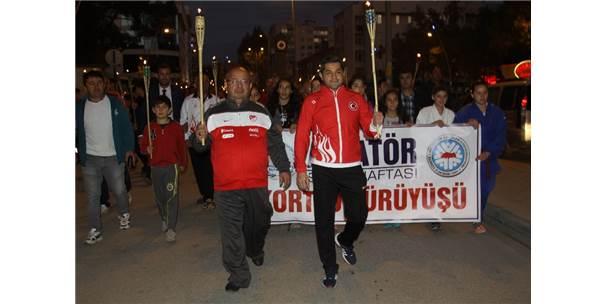 Çankırı'da Amatör Spor Haftası Etkinlikleri Başladı
