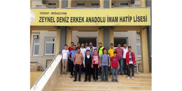 Bogazliyan Da Guvenli Okul Denetimi Yozgat Haberleri