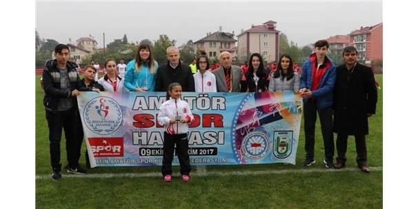 Bartın'da Yılın Sporcuları Ödüllendirildi