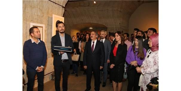 Türk Baskı Resim Sanatının Seçkin Örnekleri Kapadokya'da