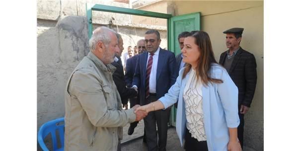 Kılıçdaroğlu Acılı Aileye Başsağlığı Diledi