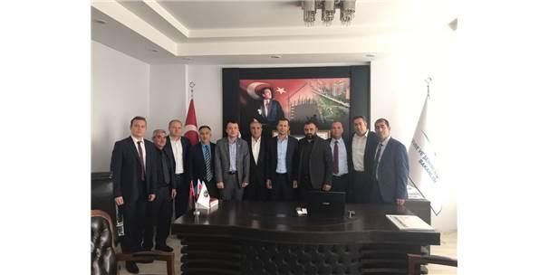 Bayındır Memur-Sen Başkanı Tufanoğlu'ndan Asimder'e Ziyaret