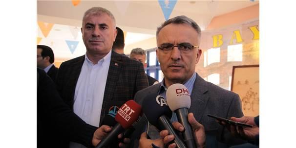 Maliye Bakanı Ağbal: Turizm yatırımcısını ilgilendiren bir düzenleme getiriyoruz