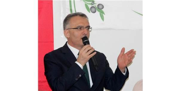 """Bakan Ağbal: """"Vatandaşlarımızın Tarım Arazisi Olarak Kullandıkları Taşınmazları Doğrudan Satın Almalarının Önünü Açıyoruz"""""""
