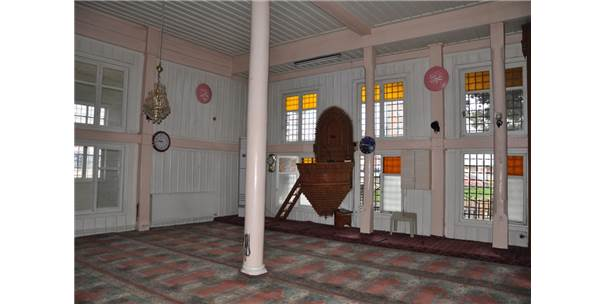 Terme Pazar Camisi Restore Edilecek