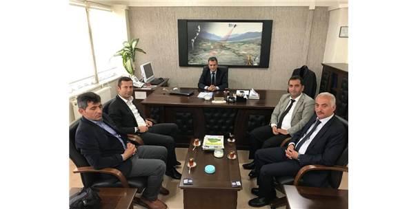Tufanoğlu Erzincan'da Teşkilat Çalışması Yaptı