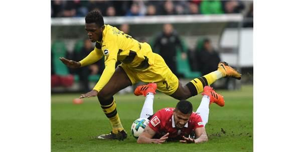 Borussia Dormund'a Bir Darbe De Hannover 96'Dan