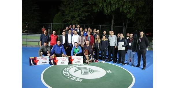 'Sokak Basketbolu Turnuvası'nın Birincisi Hercüles Takımı Oldu