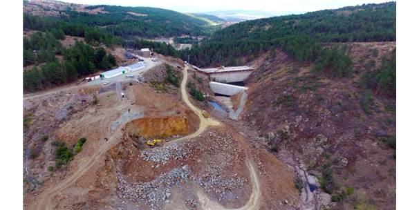 Hasanlı Barajı'yla 10 Bin 630 Dekar Zirai Arazi Sulanacak