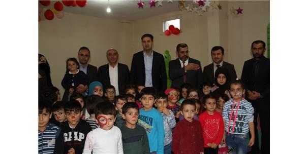 Bismil Belediyesinden Kur'an Kurslarına Destek