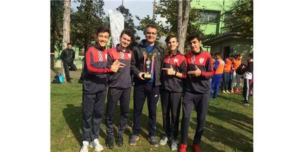 Biga Gelişim Gsk Krosta İlk Kupasını Aldı