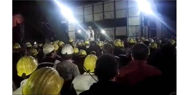 Amsasra Ttk Madenindeki Eylem Sona Erdi