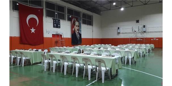Enez'de Satranç Turnuvası Heyecanı