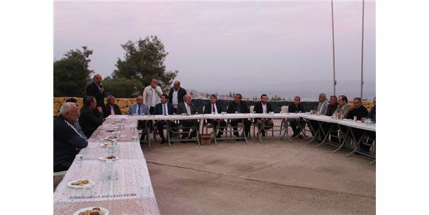Kırıkhanspor'a Moral Ziyareti