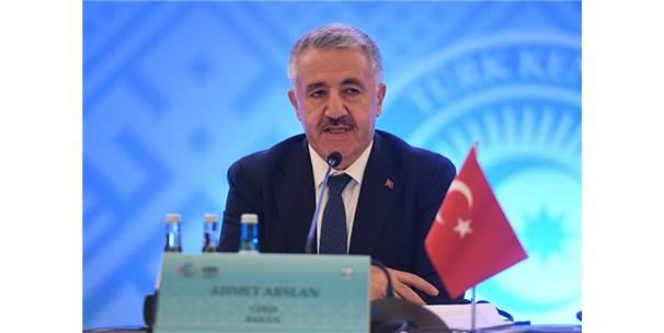 Bakan Arslan: ''İlk Haberleşme Uydumuz Olan Türksat 6A'nında Üretimini Tamamlamayı Ve 2020'De Uzaya Fırlatmayı Hedefliyoruz''