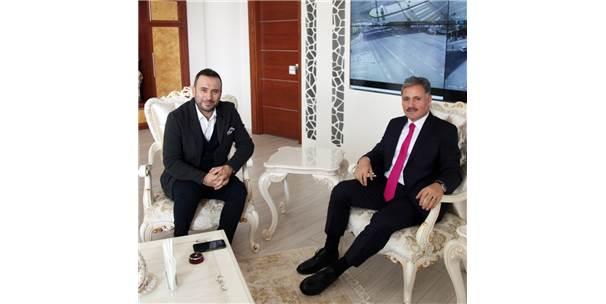 Ertem Şener'in Başkan Ahmet Çakır İle Futbol Sohbeti