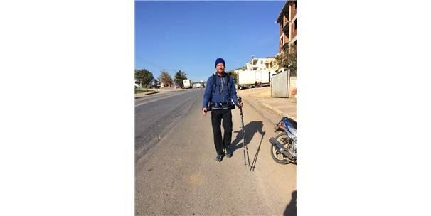 Yürüyerek İsrail'e Giden Alman