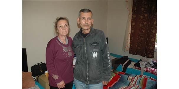 Evden Atıldıklarını İddia Eden Çifte Devlet Eli Uzandı