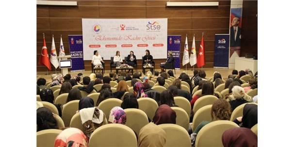 Sivas'ta 'Ekonomide Kadın Gücü' Paneli