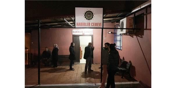 Habipler Cemevi'ne Provokatif Saldırı