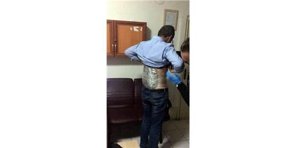 İran Uyruklu Şahıslar Uyuşturucuyla Yakalandı