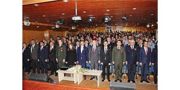 Sungurlu'da 10 Kasım Anma Programı
