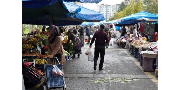 Diyarbakırlı Kadın Pazarcılar, Mahallerinde Erkek Pazarcı İstemiyor