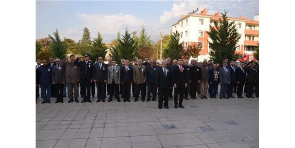 Ulu Önder Atatürk Kargı'da Anıldı