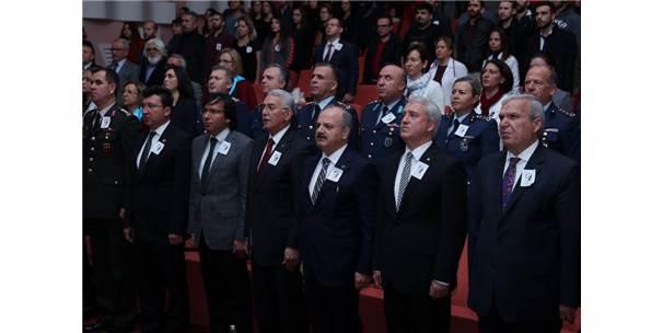 Osmangazi Üniversitesi Kültür Ve Sanat Merkezi'nde Atatürk'ü Anma Programı