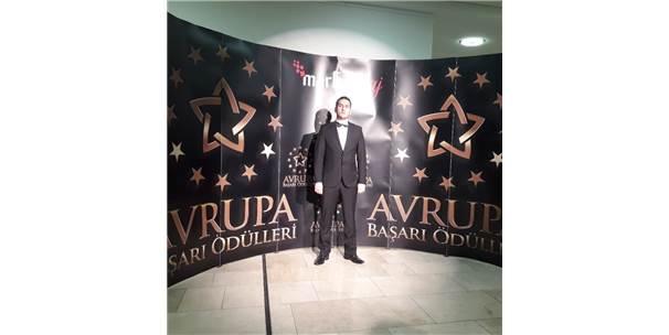 Bursalı İş Adamına Avrupa'dan Ödül