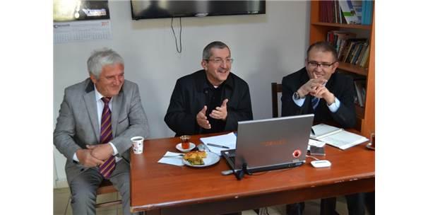 Gezici Başkanlık Ofisi Çerçiler Mahallesine Kuruldu