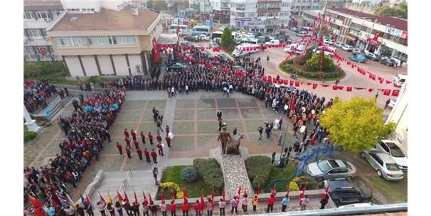 Sinop'ta 10 Kasım