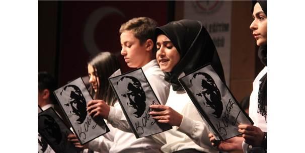Bingöl'de 10 Kasım Atatürk'ü Anma Günü Programı